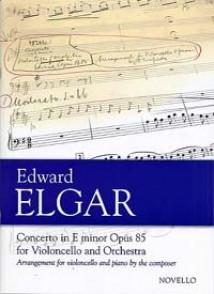 ELGAR C. CONCERTO OP 85 VIOLONCELLE