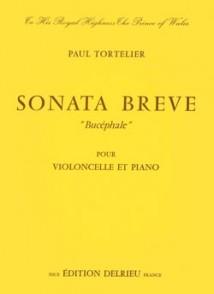 TORTELIER P. SONATA BREVE VIOLONCELLE