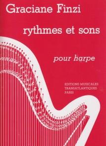 FINZI G. RYTHMES ET SONS HARPE