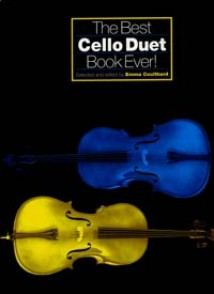 BEST CELLO DUETS BOOK EVER