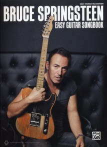 SPRINGSTEEN B. EASY GUITAR SONGBOOK