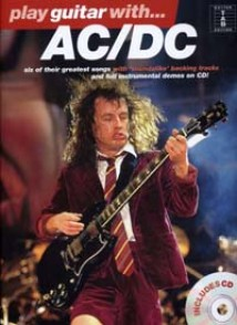 AC/DC PLAY GUITAR WITH