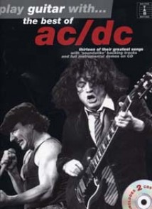 AC/DC BEST OF PLAY GUITAR WITH