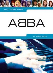 REALLY EASY PIANO ABBA