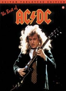 AC/DC BEST OF GUITARE TAB