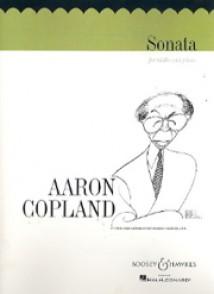COPLAND A. SONATA VIOLON