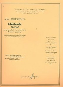 SELLNER J./DEBONDUE A. METHODE VOL 3 ETUDES HAUTBOIS/SAXO