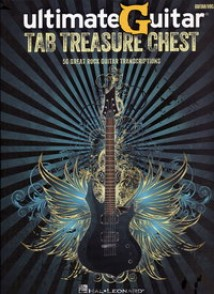 ULTIMATE GUITAR TAB TREASURE CHEST