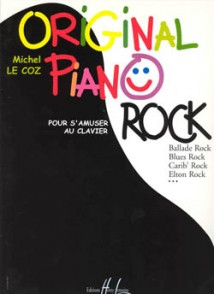LE COZ M. ORIGINAL PIANO ROCK