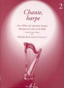 BEAUMONT-CHOLLET M. CHANTE LA HARPE VOL 2
