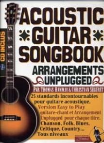 HAMMJE T./SEGURET C. ACOUSTIC GUITAR SONGBOOK