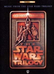 STAR WARS TRILOGY TROMPETTE
