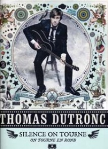 DUTRONC T. SILENCE ON TOURNE, ON TOURNE EN ROND GUITARE