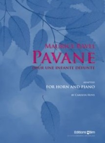 RAVEL M. PAVANE POU UN INFANTE DEFUNTE COR
