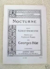 HUE G. NOCTURNE FLUTE