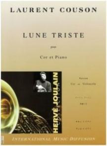 COUSON L. LUNE TRISTE VIOLONCELLE