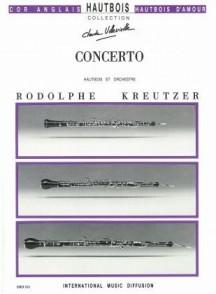 KREUTZER R. CONCERTO HAUTBOIS