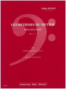 SENON G. RYTHMES DU METIER TROMBONE