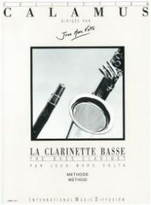 VOLTA J.M. MA CLARINETTE BASSE