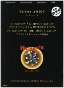 AMIOT T. INITIATION A L'IMPROVISATION INSTRUMENT SIB
