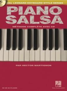 MARTIGNON H.  PIANO SALSA
