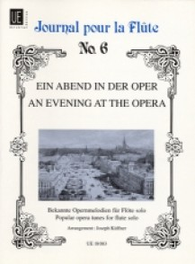 KUFFNER J. AN EVENING AT THE OPERA FLUTE