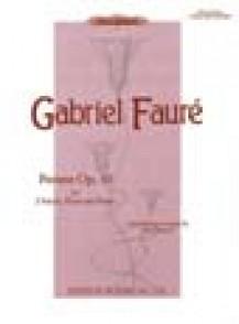FAURE G. PAVANE OP 50 2 VOIX FLUTE PIANO