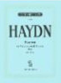 HAYDN J. CONCERTO OP 101 RE MAJEUR VIOLONCELLE
