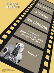 DELERUE G. LE VIOLON S'INVITE AU CINEMA VOL 2 VIOLON