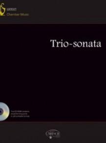 TRIO SONATA 2 VIOLONS