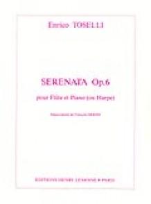 TOSELLI E. SERENATA OP 6 FLUTE