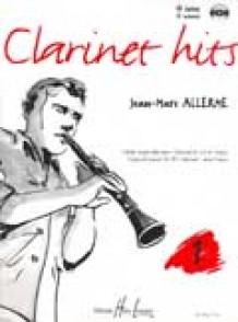 ALLERME J.M. CLARINET HITS VOL 1