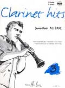 ALLERME J.M. CLARINET HITS VOL 3