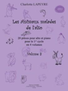 LAPEYRE C. LES ANIMAUX MALADES DE L'ALTO VOL 3 ALTO
