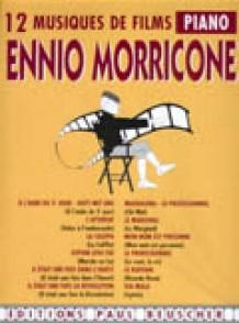 MORRICONE E. MUSIQUE DE FILMS PIANO