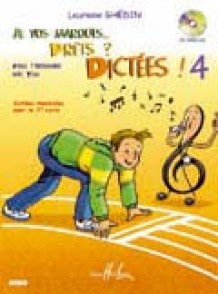 GHEDIN L. A VOS MARQUES... PRETS? DICTEES VOL 4