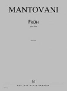 MANTOVANI B. FRUH FLUTE