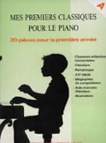 MES PREMIERS CLASSIQUES VOL A PIANO