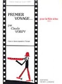 VOIRPY A. PREMIER VOYAGE FLUTE A BEC ALTO