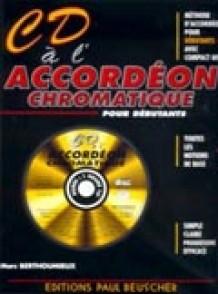 BERTHOUMIEUX M. CD A L'ACCORDEON CHROMATIQUE