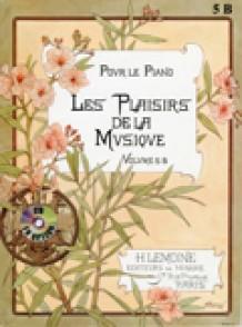 PLAISIRS DE LA MUSIQUE VOL 5B PIANO