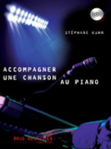 KUHN S. ACCOMPAGNER UNE CHANSON AU PIANO