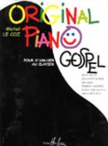LE COZ M. ORIGINAL PIANO GOSPEL PIANO