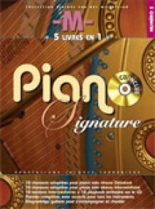 M PIANO SIGNATURE
