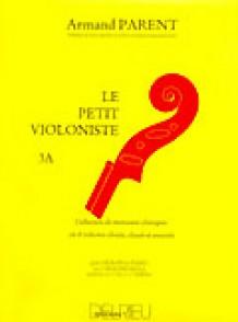 LE PETIT VIOLONISTE VOL 3A VIOLON