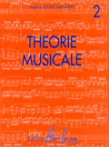 JOUVE-GANVERT S. THEORIE MUSICALE VOL 2