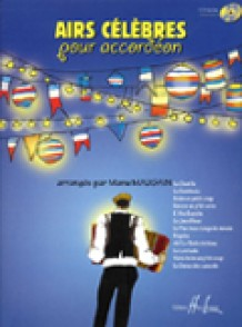 MAUGAIN M. AIRS CELEBRES ACCORDEON