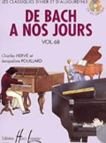 DE BACH A NOS JOURS VOL 6B PIANO