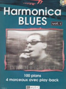 HARMONICA BLUES VOL 1