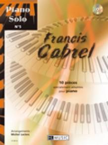 CABREL FRANCIS PIANO SOLO N°5